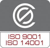 ISO 9001-14001 sertifikatas Gelgaudiškio gelžbetonis