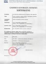 sertifikatas